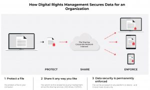 How Digital Rights Management Secures Data For An Organization